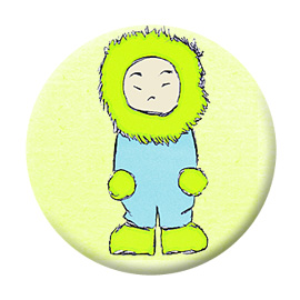 Eskimo-Button