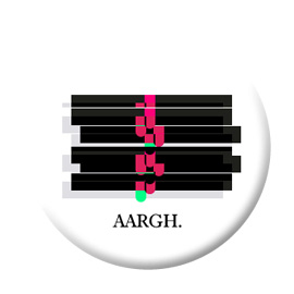 Button - Aargh.